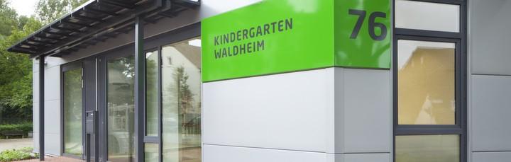 Kindertagesstaette Waldheim